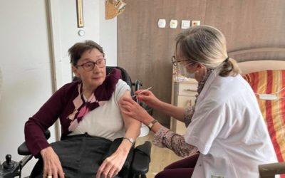 La vaccination « anti-Covid-19 » se poursuit à Fécamp.
