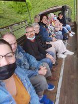 Six résidents/es de la résidence de Moulins au Roy sont partis en escapade…